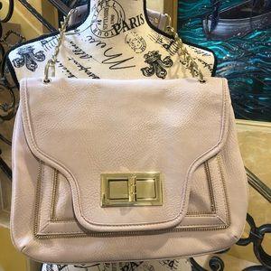 Olivia and Joy pink shoulder bag